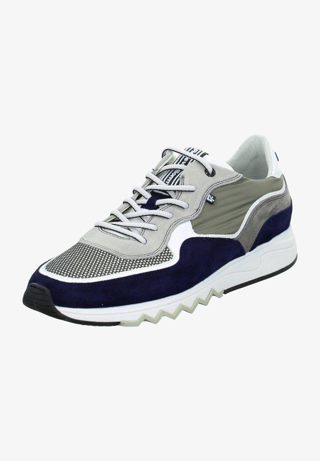 Sneakers laag - grau kombi