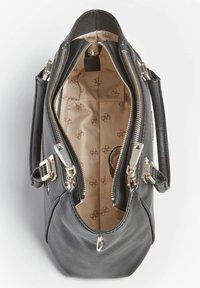 Guess - DESTINY RIEMEN - Handbag - schwarz - 2