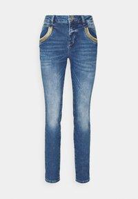 Mos Mosh - WAVE  - Jeans straight leg - blue - 0
