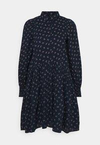 YAS - YASLEMLA DRESS - Shirt dress - sky captain - 3