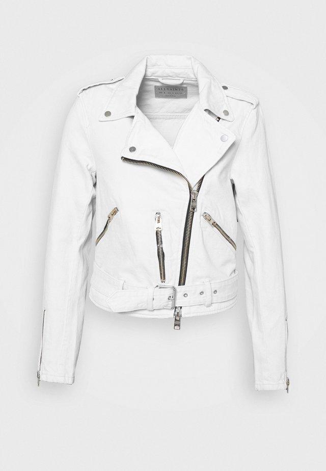 BALFERN JACKET - Veste en jean - stone white