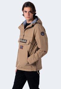 Napapijri - Winter jacket - beige - 2