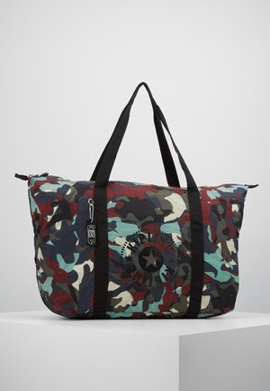 ART PACKABLE - Bolso shopping - multi-coloured
