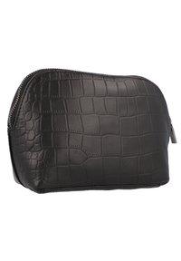 Cowboysbag - Wash bag - croco black - 1