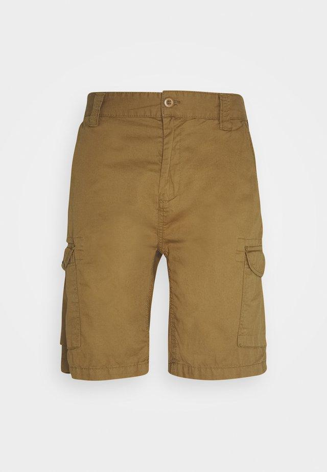 CARGO - Shorts - ochre