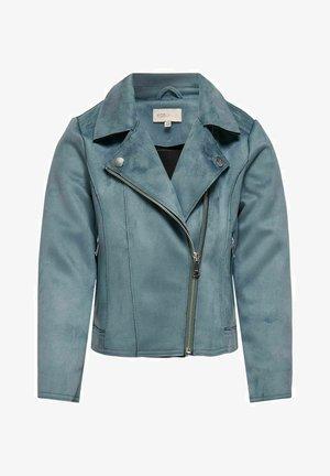 Light jacket - blue mirage