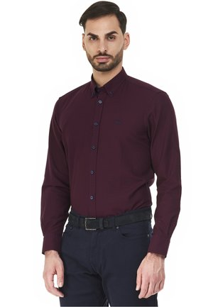 Formal shirt - rosso scuro