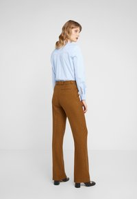 Mulberry - EVE - Trousers - dark yellow - 2