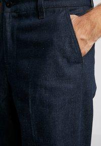 Nudie Jeans - LAZY LEO - Straight leg jeans - dry classic slub - 3