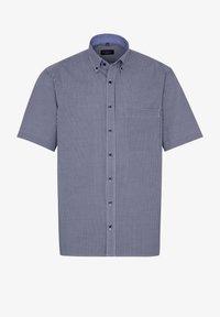 Eterna - COMFORT FIT - Shirt - marine/weiß - 3