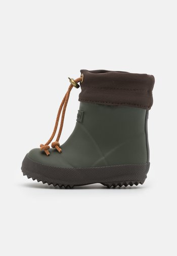 THERMO UNISEX - Holínky - green