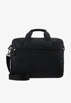 ESSENTIAL COMPUTER BAG - Aktetas - black