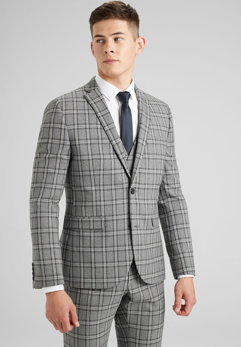 Next - Blazer jacket - gray