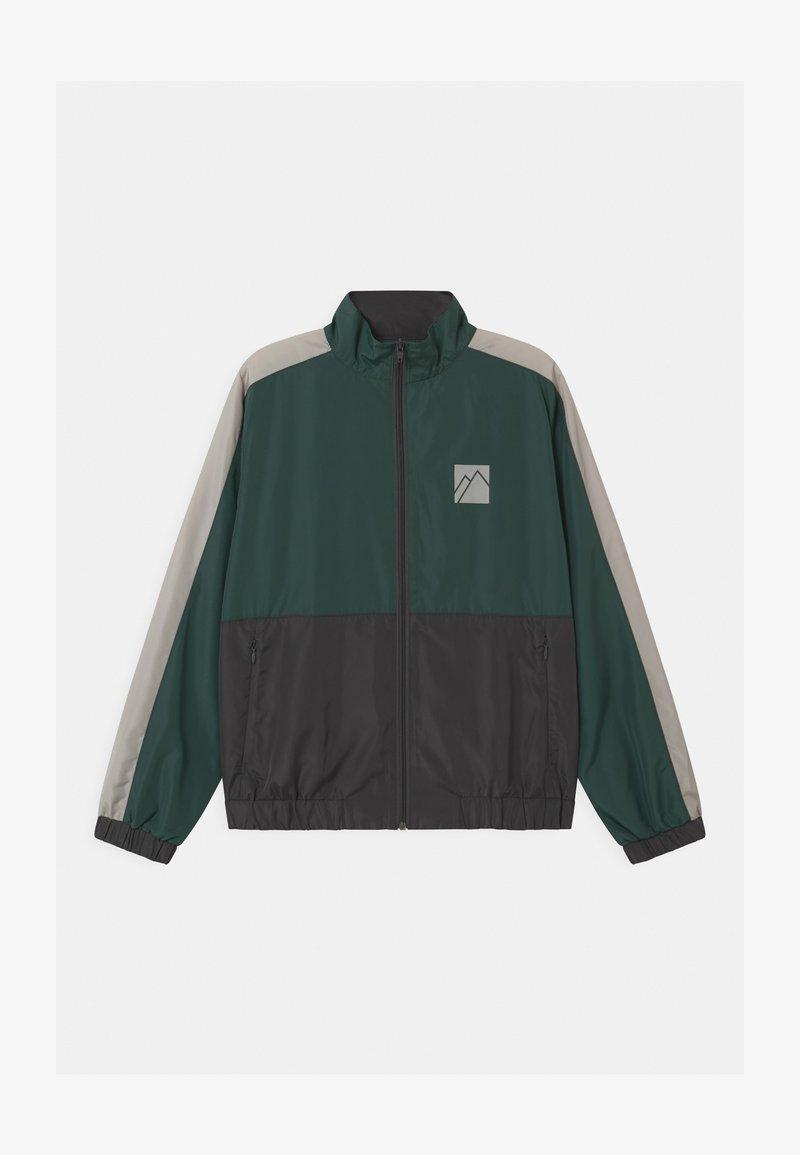 Grunt - PAPER  - Light jacket - dark grey