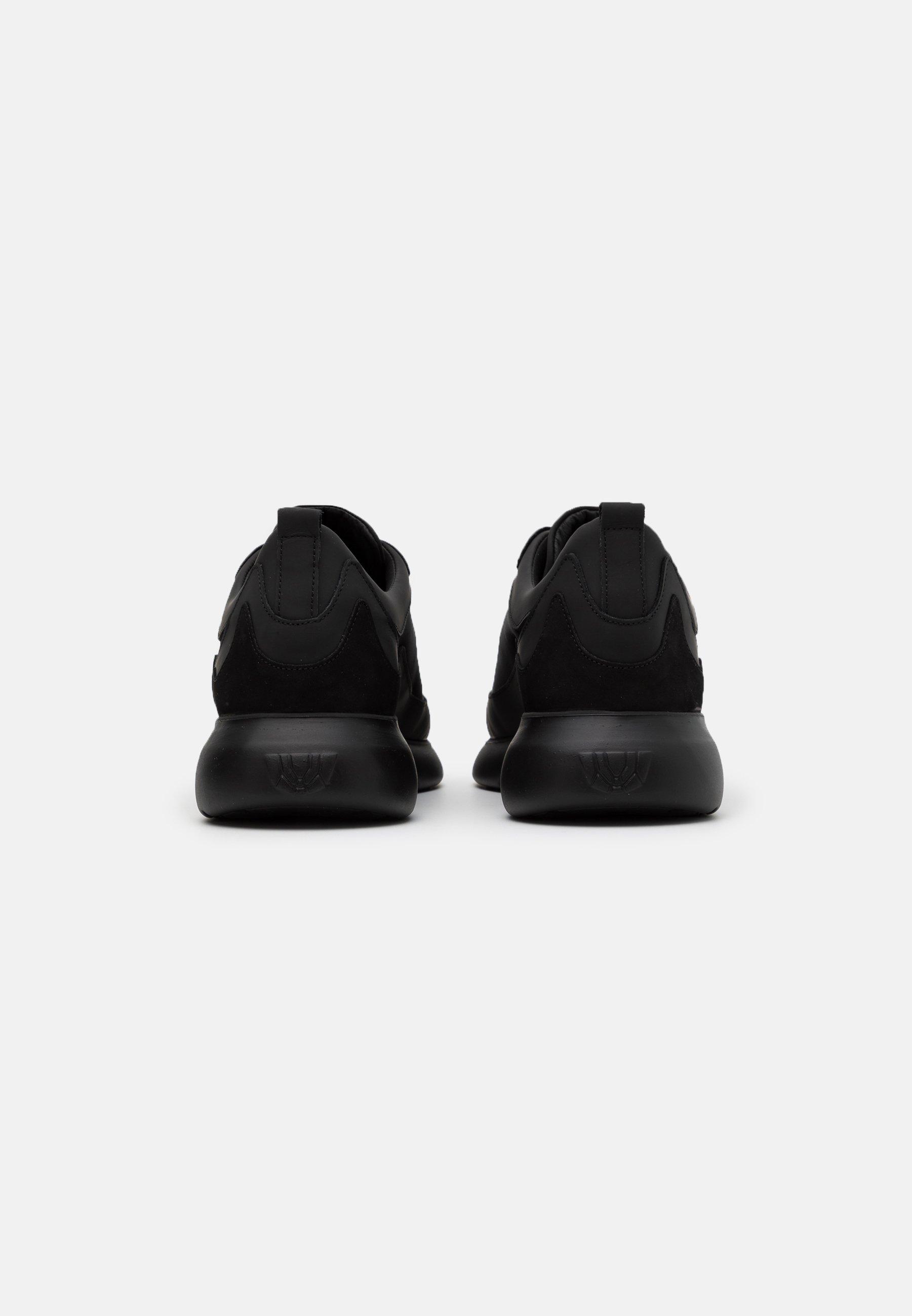 Mercer Amsterdam Sneaker low - black/schwarz - Herrenschuhe kNZir