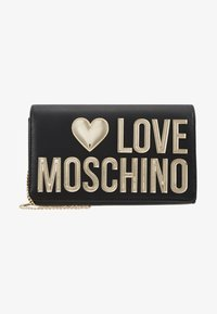 Love Moschino - Skulderveske - black - 5