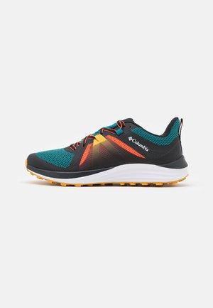 ESCAPE PURSUIT - Trail running shoes - river blue/red