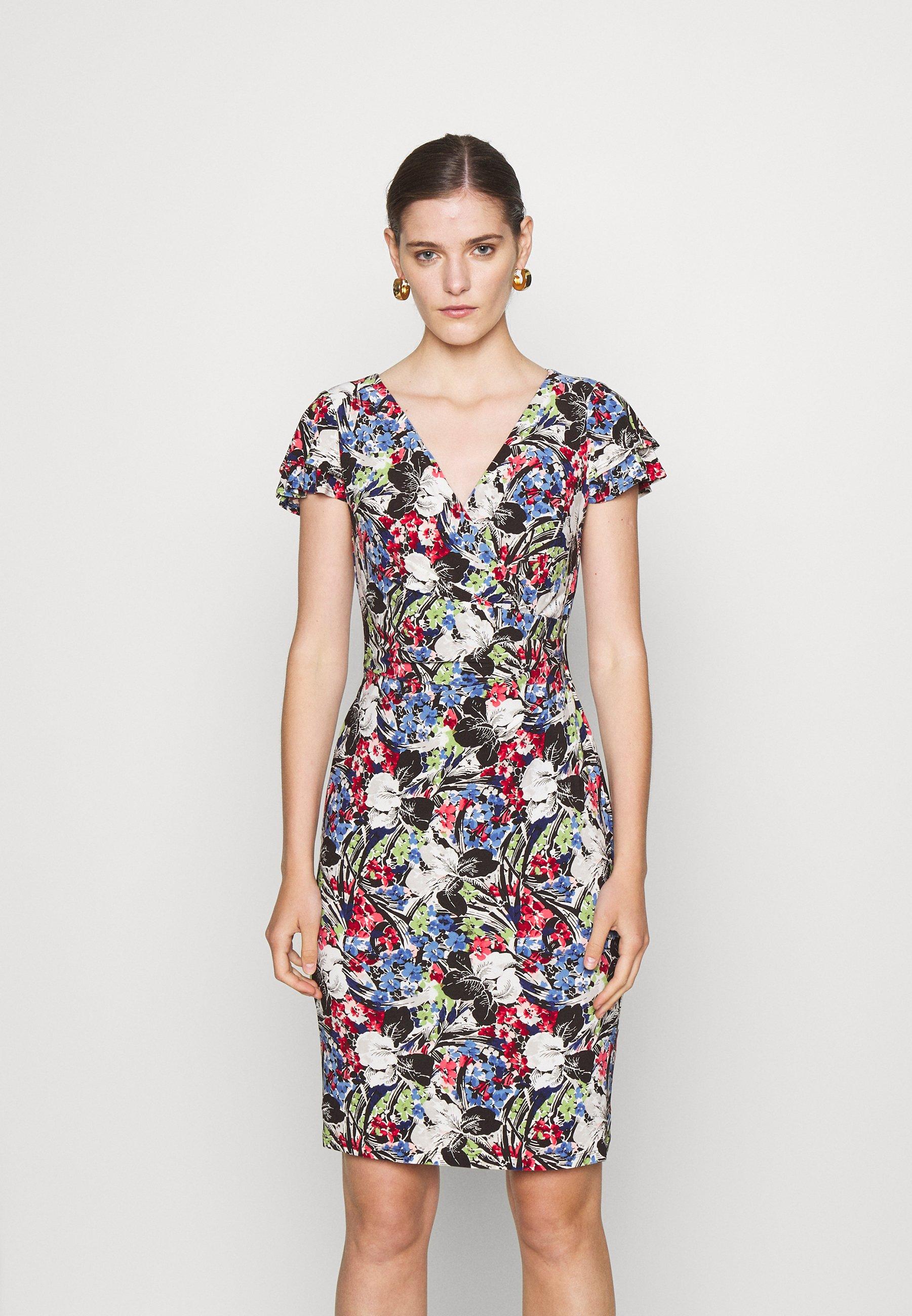 Women PICA SHORT SLEEVE DAY DRESS - Shift dress