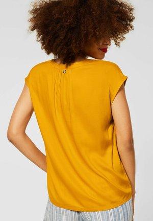 Blouse - gelb