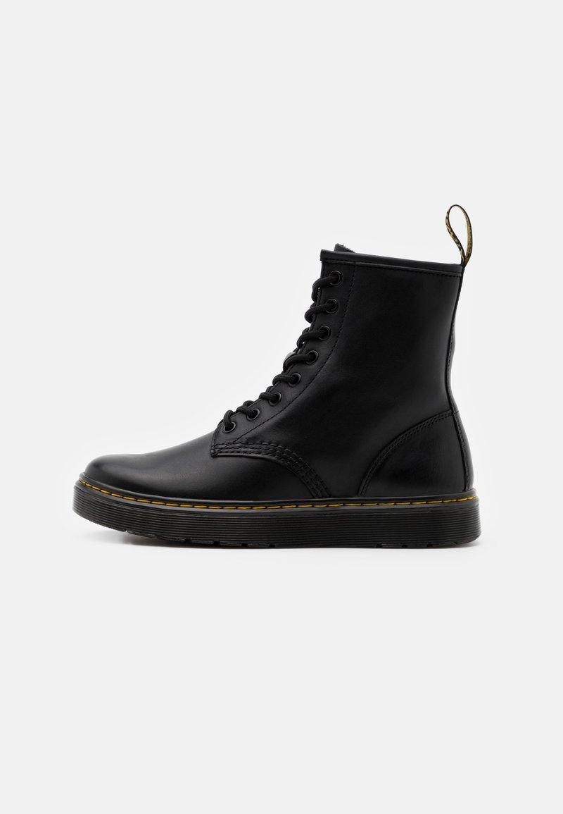 Dr. Martens - THURSTON LUSSO - Lace-up ankle boots - black