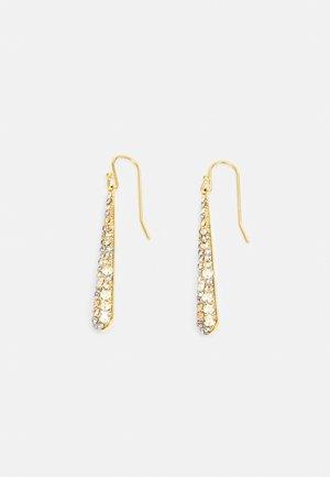 BLAZE EARRING - Earrings - gold-coloured