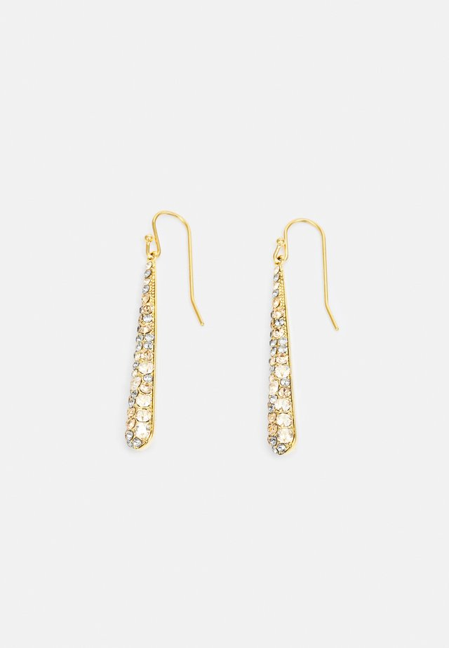 BLAZE EARRING - Orecchini - gold-coloured