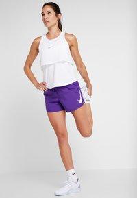 Nike Performance - TANK BREATHE - Camiseta de deporte - white - 1