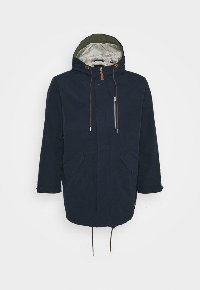 JJHUGHES JACKET - Parka - navy blazer