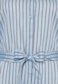 Soyaconcept - Shirt dress - powder blue - 5