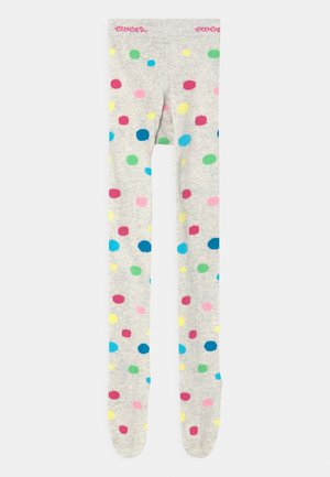 DOTS - Tights - grey