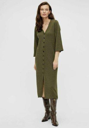 YASRIA - Jumper dress - olive night