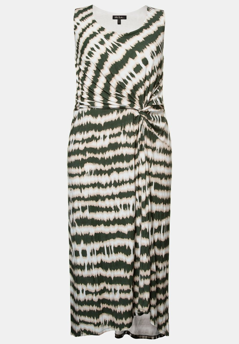 Ulla Popken - Maxi dress - waldgrün