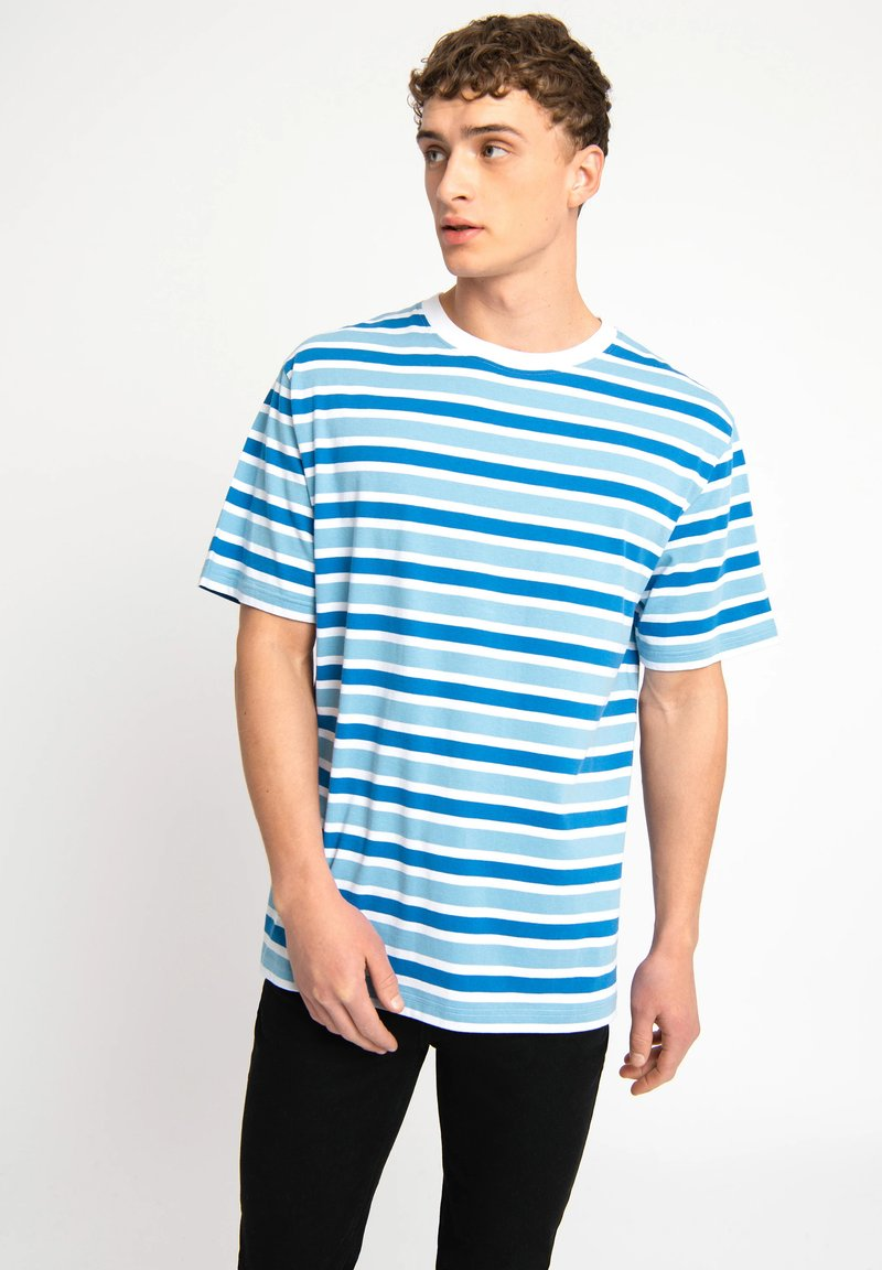 Urban Threads - T-shirts print - blue