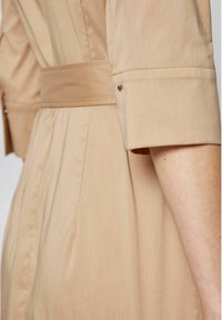 BOSS - DALIRI1 - Shirt dress - beige - 4