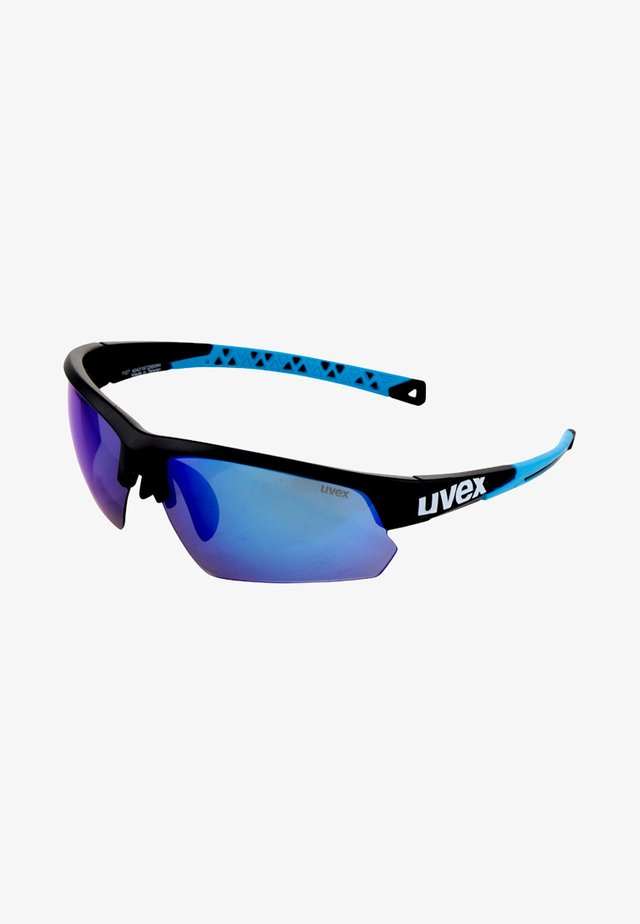 SPORTSTYLE  - Sports glasses - black mat blue