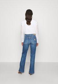 Polo Ralph Lauren - JENN FULL LENGTH FLARE - Bootcut jeans - blue - 2