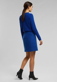 Esprit Collection - A-line skirt - bright blue - 2