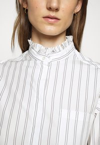 WEEKEND MaxMara - BRONZO - Button-down blouse - weiss - 6