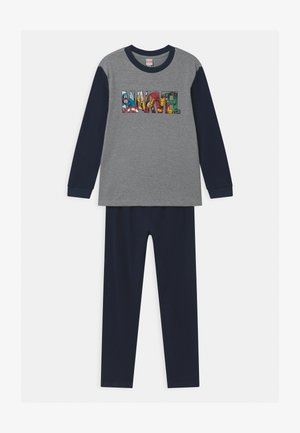 AVENGERS - Pyjama set - grey/blue