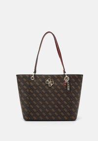 NOELLE ELITE TOTE - Shopping bag - brown