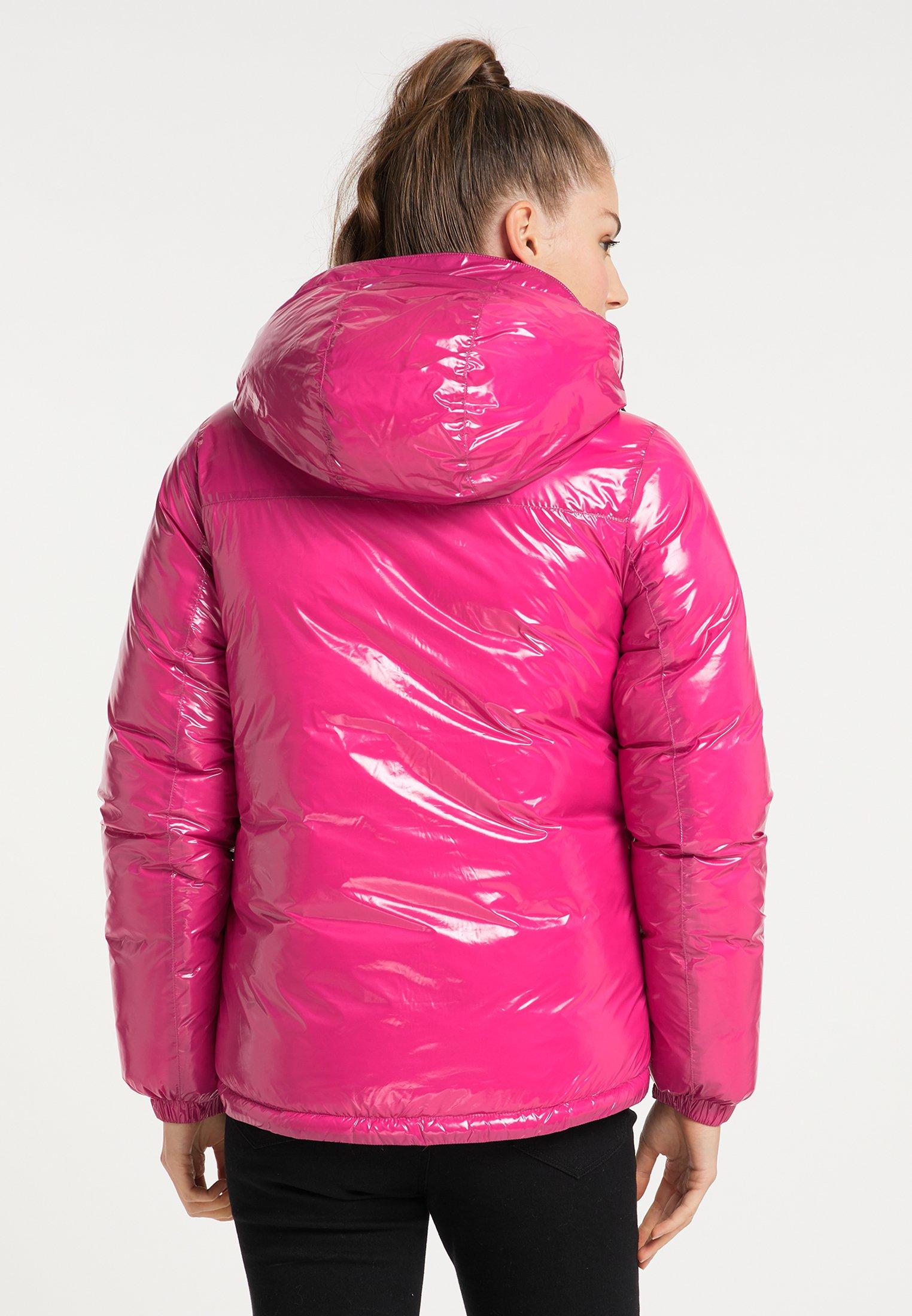 myMo Winterjacke fuchsia/pink