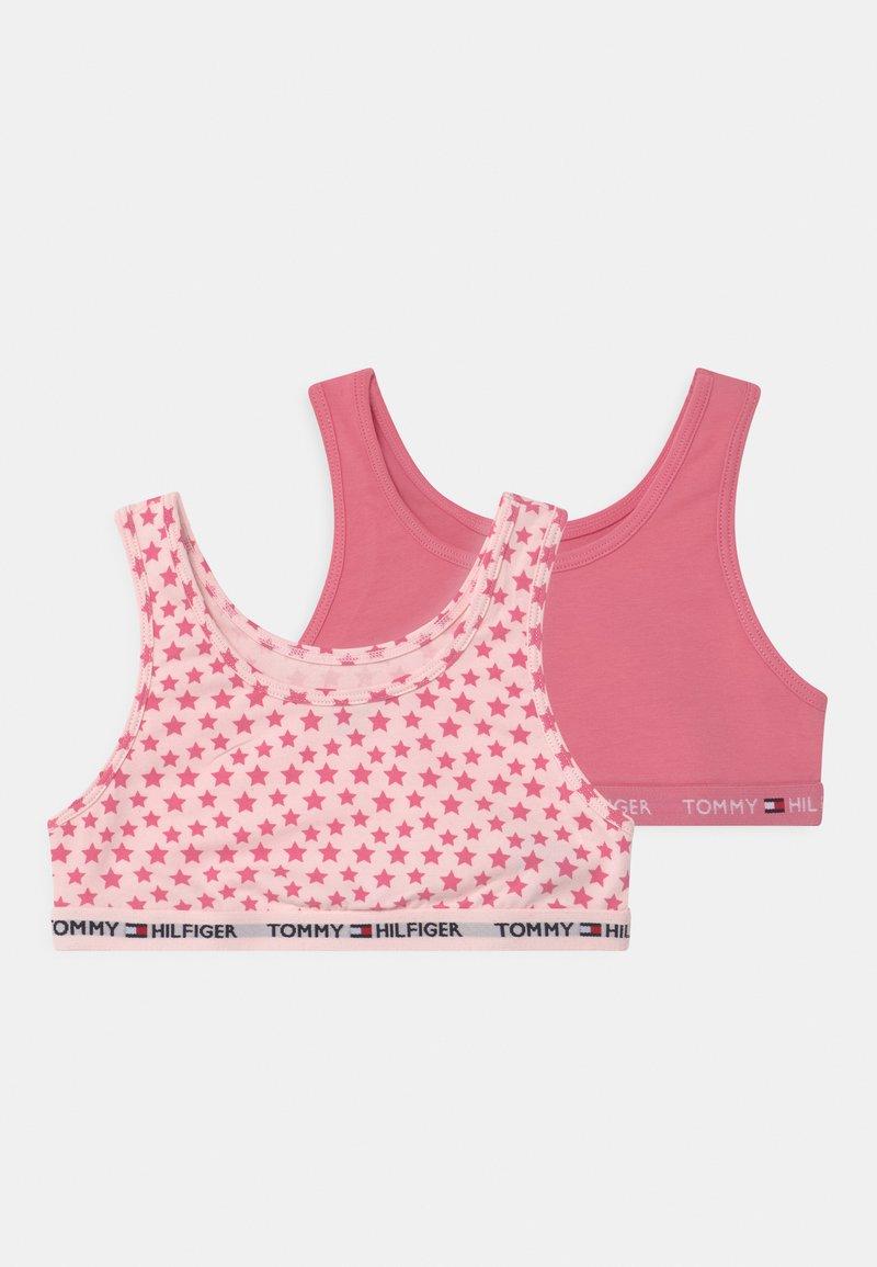 Tommy Hilfiger - 2 PACK - Bustier - multi/hamptons pink