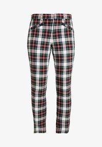 GAP - ANKLE ZIPPER HOLIDAY - Trousers - tartan - 5