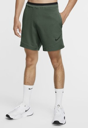FLEX - Sports shorts - galactic jade/black