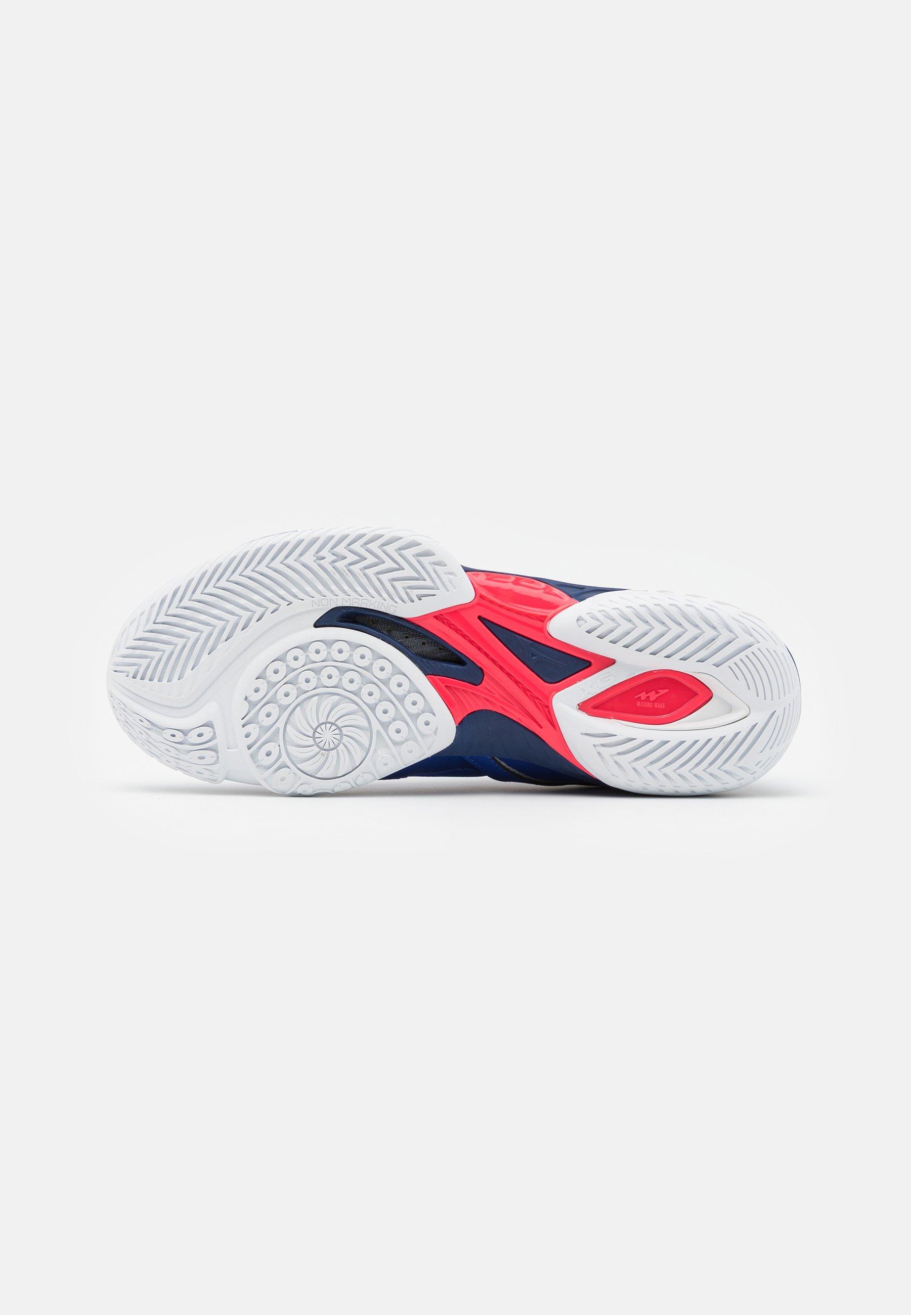Grandi affari Scarpe da uomo Mizuno WAVE CLAW NEO Scarpe da tennis per tutte le superfici reflex blue/white