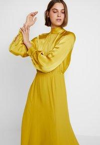 Ghost - RENAE DRESS - Vestito estivo - yellow - 6