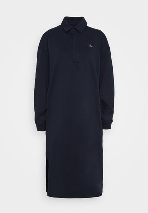 BISLETT DRESS - Robe d'été - navy