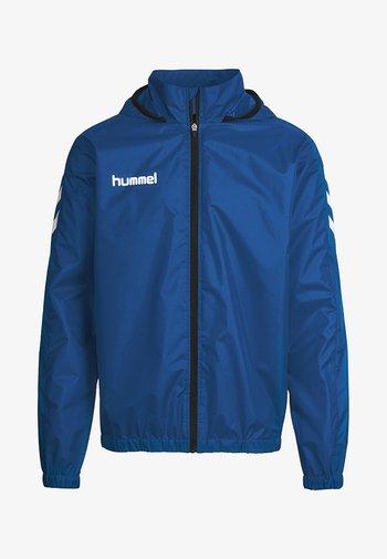 CORE - Soft shell jacket - true blue