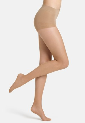 FEINSTRUMPFHOSE NATURAL SHAPE 15 DEN - Tights - offwhite
