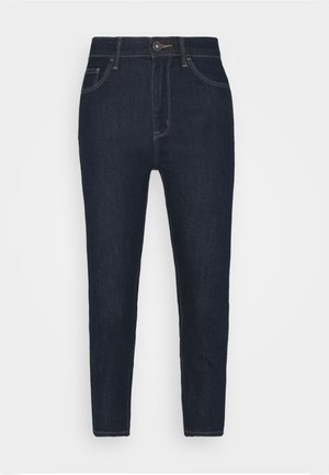 CROPPED - Skinny džíny - blue denim